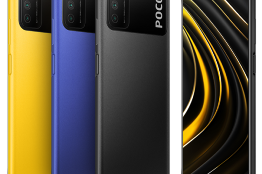 Xiaomi Poco M3 PNG Free