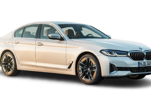 BMW 5 SERIES 2022 PNG