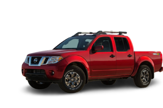 NISSAN FRONTIER 2021 PNG