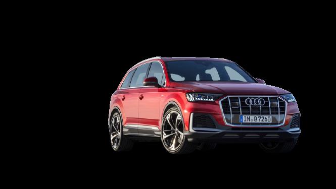 2022 Audi Q7 PNG