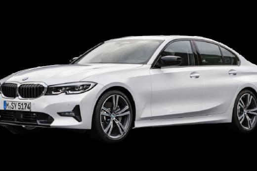 BMW 3 SERIES 2022 PNG
