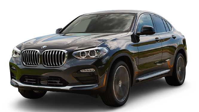 2022 BMW X4 PNG