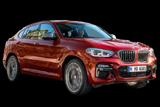 2022 BMW X4 PNG