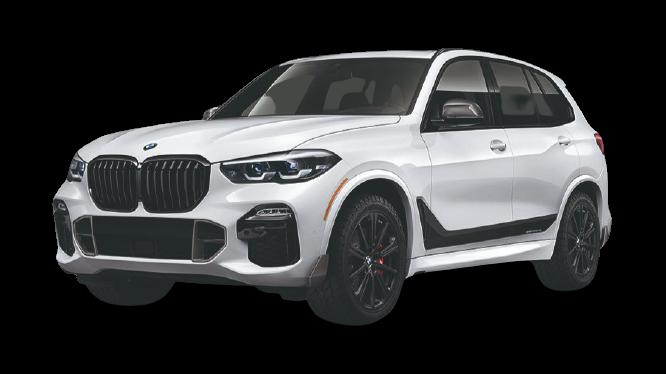 2022 BMW X5 PNG