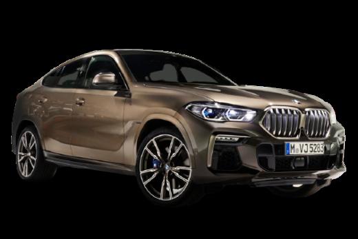 BMW X6 2022 PNG
