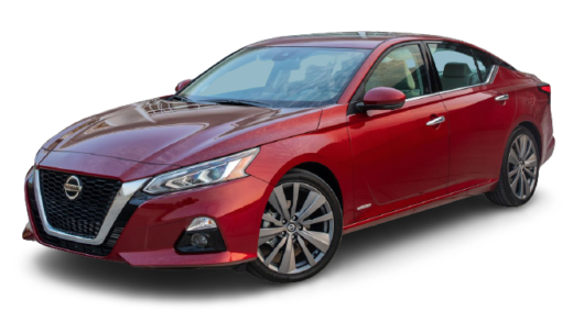 NISSAN ALTIMA 2022 PNG