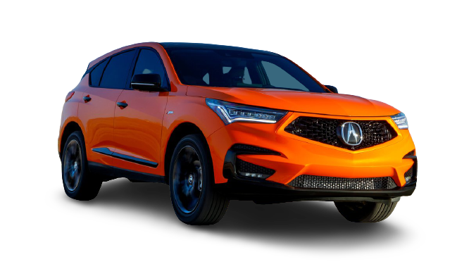 ACURA RDX 2022 PNG