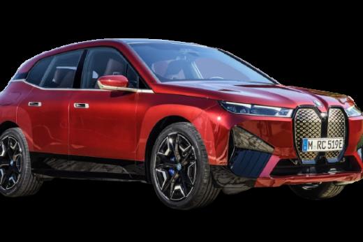 BMW IX 2022 PNG