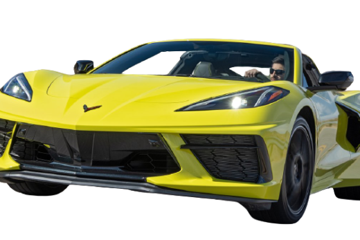 CHEVROLET CORVETTE 2022 PNG