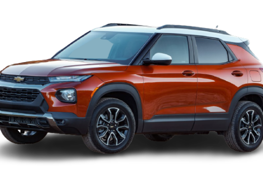 CHEVROLET TRAILBLAZER 2022 PNG