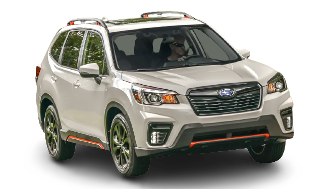 SUBARU FORESTER 2022 PNG