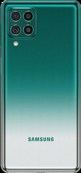 Samsung Galaxy M62 PNG