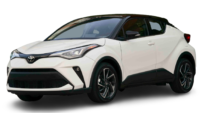 TOYOTA C HR 2022 PNG