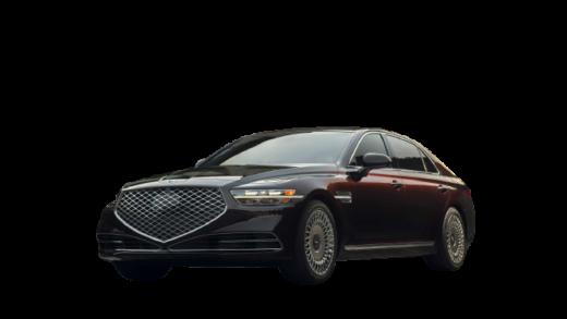 2020 Genesis G90 PNG