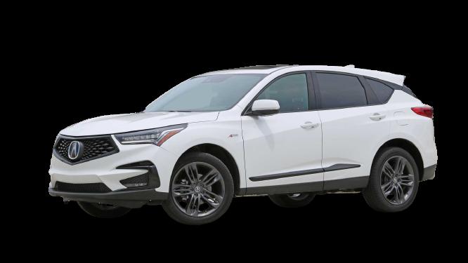 Acura RDX A-Spec 2020 PNG