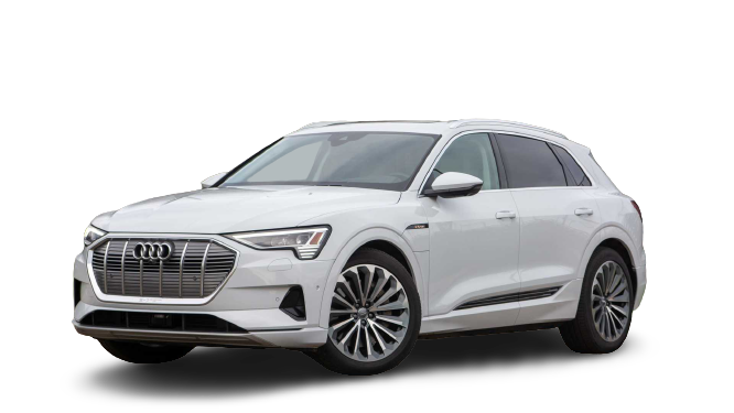 Audi E-Tron 2020 PNG