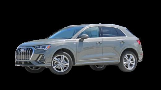 Audi Q3 2019 PNG