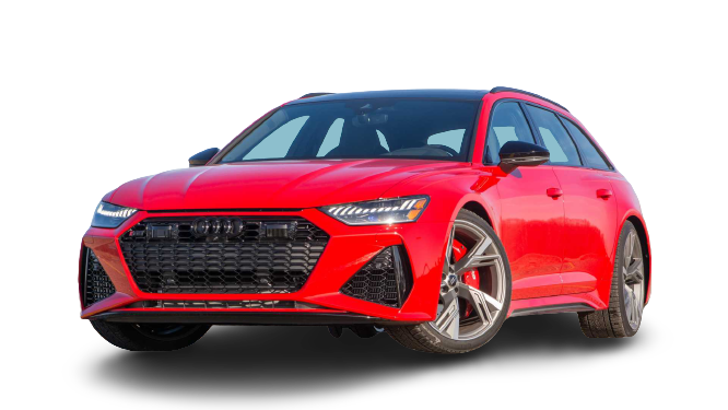 Audi RS6 Avant 2021 PNG