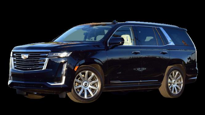 Cadillac Escalade Platinum 2021 PNG