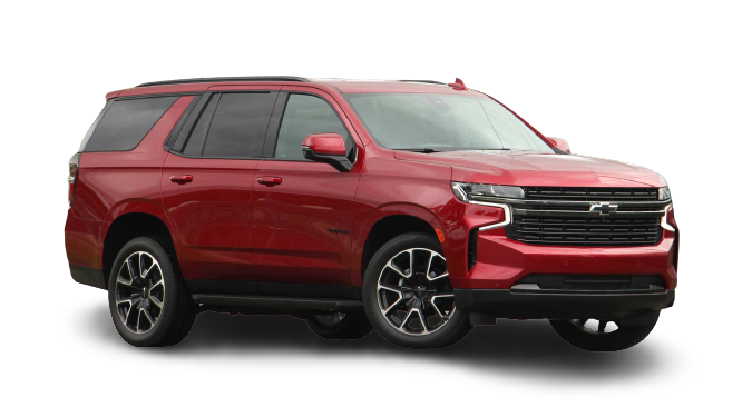 Chevrolet Tahoe RST 2021 PNG