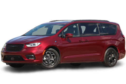 Chrysler Pacifica Hybrid 2021 PNG