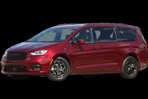 Chrysler Pacifica Hybrid 2021 PNG