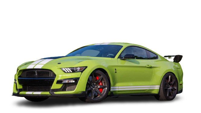 Ford Mustang Shelby GT500 2020 PNG