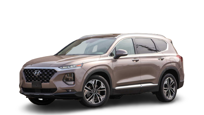 Hyundai Santa Fe 2019 PNG