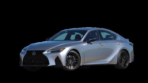 Lexus IS 350 F Sport 2021 PNG