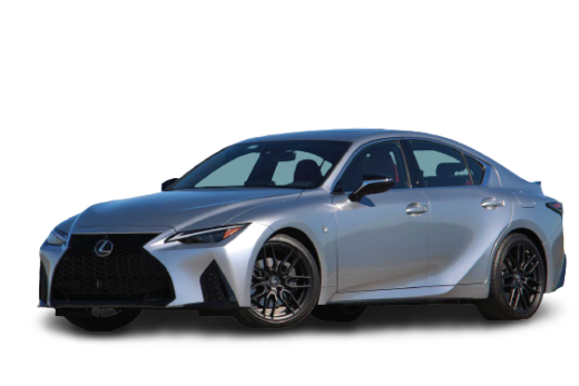 Lexus IS 350 F Sport 2021 PNG