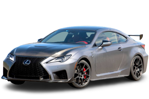 Lexus RC F Track Edition 2020 PNG