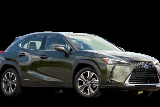 Lexus UX 2019 PNG