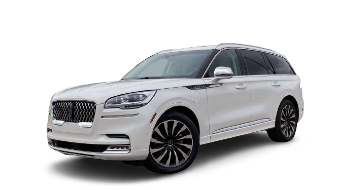 Lincoln Aviator Grand Touring 2020 PNG