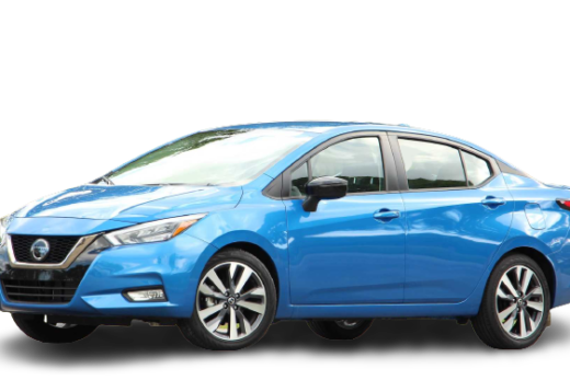 Nissan Versa 2020 PNG