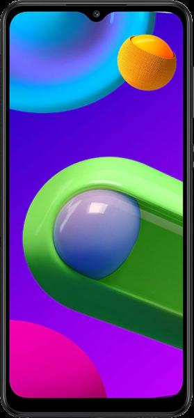 Samsung Galaxy M02 PNG
