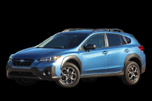Subaru Crosstrek Sport 2021 PNG