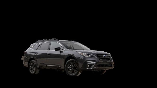 Subaru Outback XT 2020 PNG