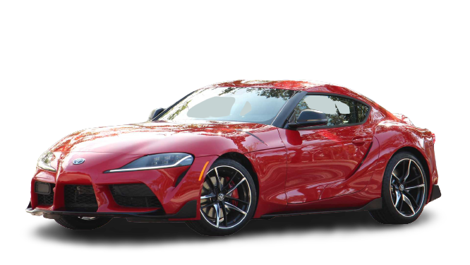 Toyota Supra Premium 2020 PNG