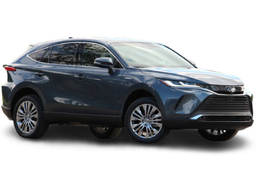Toyota Venza Limited 2021 PNG