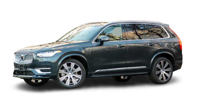 Volvo XC90 Recharge 2021 PNG