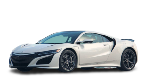 Acura NSX 2019 PNG