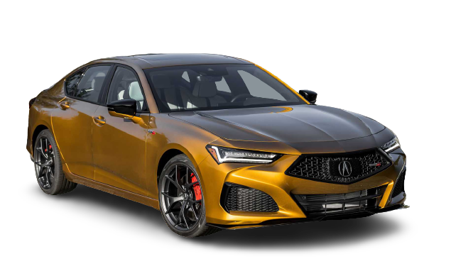 Acura TLX Type S 2021 PNG