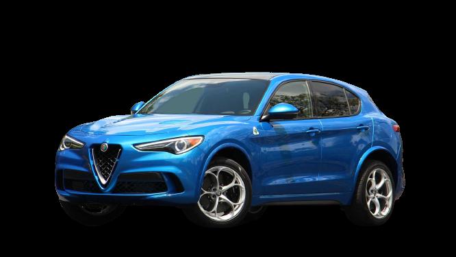 Alfa Romeo Stelvio Quadrifoglio 2020 PNG