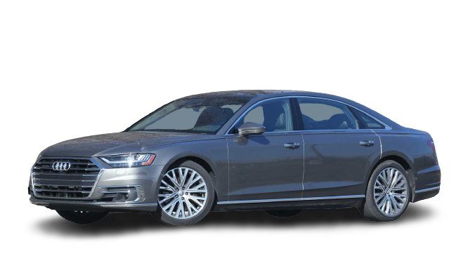 Audi A8 2019 PNG