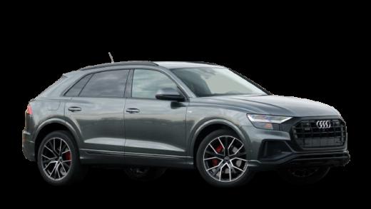 Audi Q8 2019 PNG