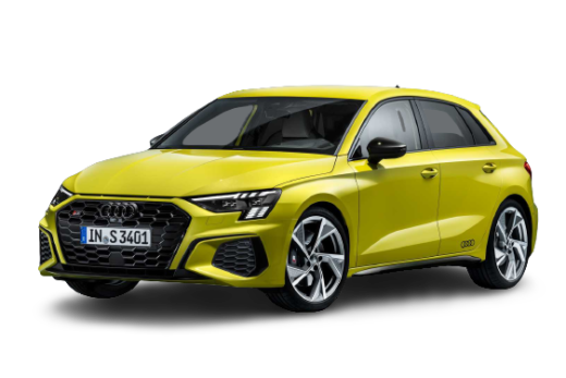 Audi S3 Sportback 2021 PNG