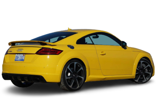 Audi TT RS Coupe 2018 PNG