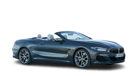 BMW 8 Series Convertible 2019 PNG