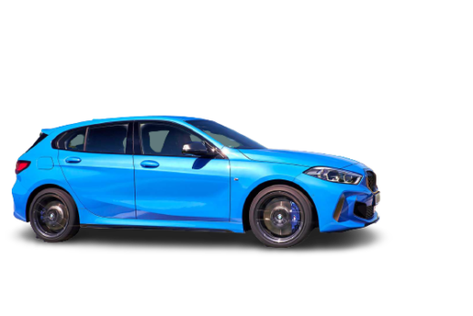 BMW M135i 2019 PNG