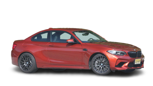 BMW M2 Competition 2019 PNG
